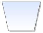 手動操作・手作業図形(記号)