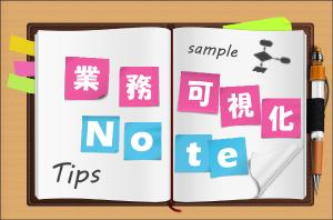 業務可視化Note