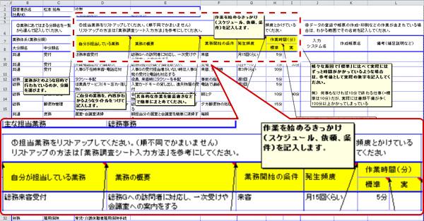 02-業務調査票