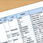 01-【業務可視化関連帳票-1】業務一覧表とは