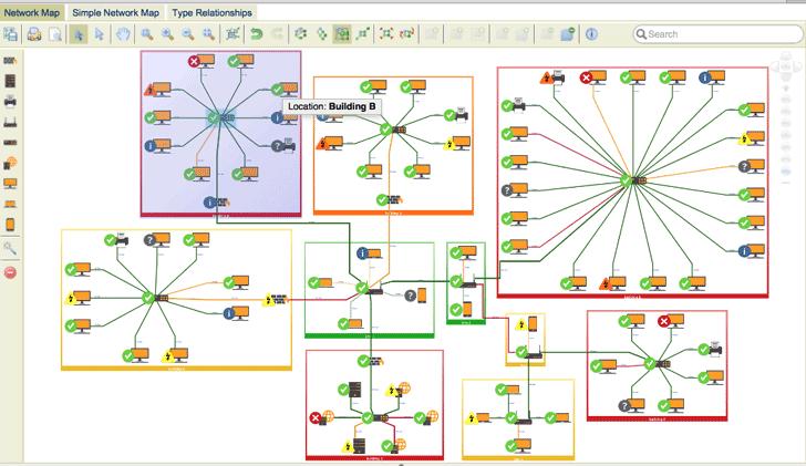 ネットワーク図イメージ